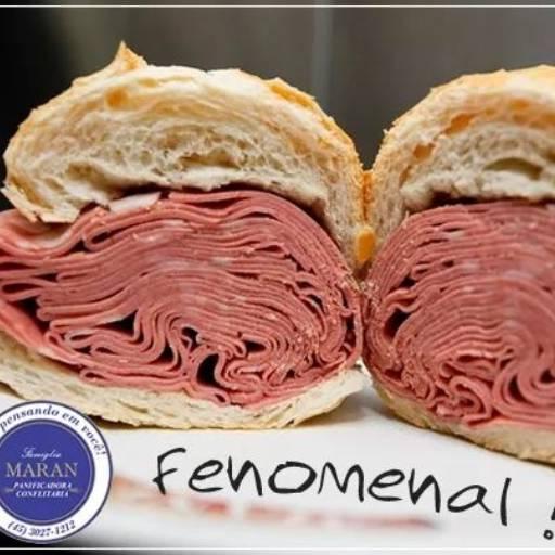 Comprar o produto de Sanduíche de Mortadela em Panificadoras pela empresa Famiglia Maran Panificadora, Confeitaria e Restaurante 24h em Foz do Iguaçu, PR por Solutudo