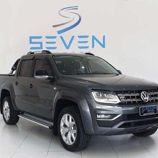 VW AMAROK 3.0 V6 CD 4X4 HIGHLINE TURBO INTERCOOLER AUT. - 2019/2018 em Botucatu, SP por Seven Motors Concessionária