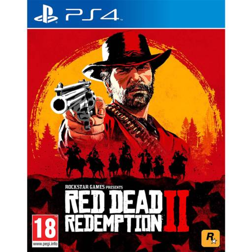 Red Dead Redemption 2 - PS4 por IT Computadores, Games Celulares
