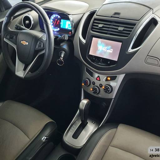 CHEVROLET TRACKER 1.8 16V 4P FLEX LTZ AUTOMÁTICO - 2014/2014 em Botucatu, SP por AJ Veículos