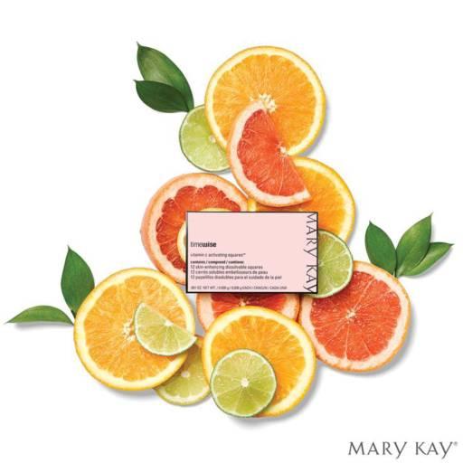 Comprar o produto de Vitamina C Activating Squares Timewise em A Classificar pela empresa Fatima Leandro Consultoria de Beleza e Bem Estar em Jundiaí, SP por Solutudo