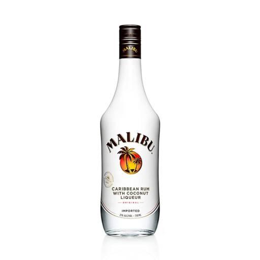 Comprar o produto de Dose • Malibu  em Destilados pela empresa Old Home Burger Gourmet  em Atibaia, SP por Solutudo