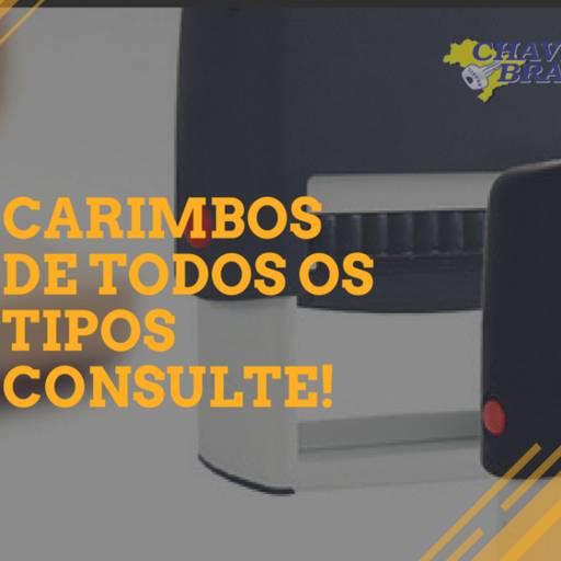 Comprar o produto de Carimbos Personalizados em A Classificar pela empresa Chaves Brasil em Foz do Iguaçu, PR por Solutudo