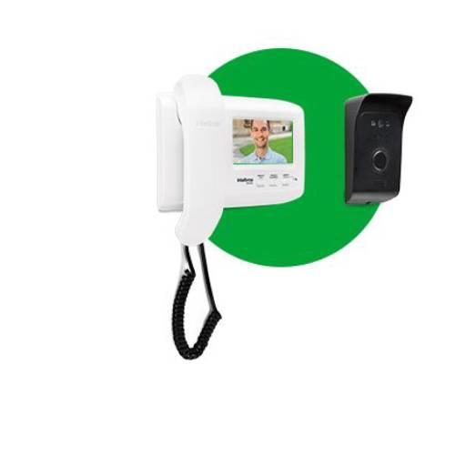 Videoporteiro IVR 1010 Intelbras em Jundiaí, SP por Nksec Segurança e Tecnologia