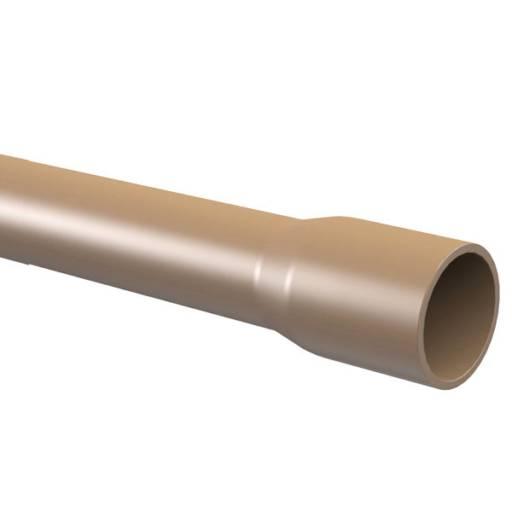 Comprar o produto de TUBO SOLDAVEL 50 MM 6 METROS em Materiais Hidráulicos pela empresa Maxcon Casa e Construção em Atibaia, SP por Solutudo