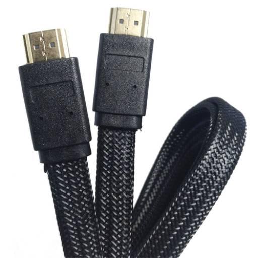 Cabo HDMI alta qualidade Full HD com suporte a 4k em Botucatu, SP por Multi Consertos - Celulares, Vídeo Games, Informática, Eletrônica, Elétrica e Hidráulica