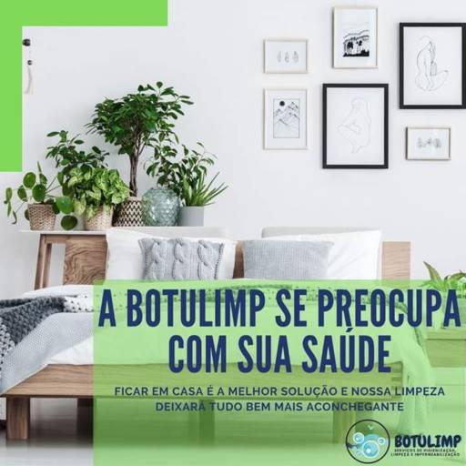 Comprar o produto de Limpeza de estofados em Impermeabilizantes pela empresa Botulimp  em Botucatu, SP por Solutudo