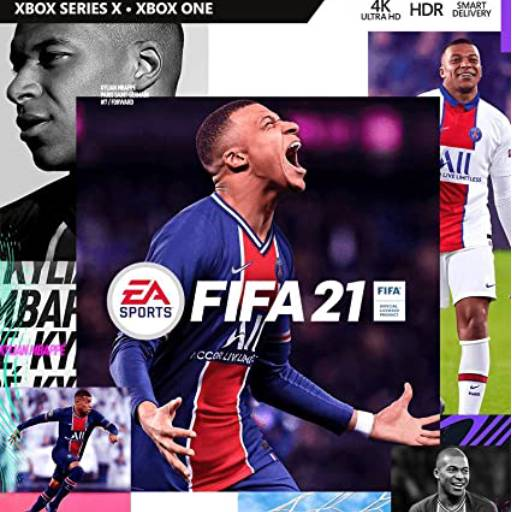 FIFA 21 - XBOX ONE em Tietê, SP por IT Computadores e Games