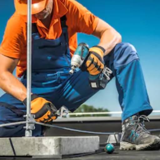 Comprar o produto de SPDA - Sistemas de Proteção contra Descargas Atmosféricas em Consultoria pela empresa Multi Energia Instalações e Materiais Elétricos  em Atibaia, SP por Solutudo