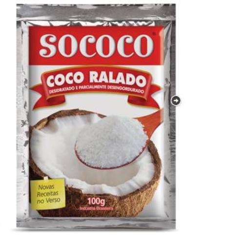 Coco Ralado Sococo  por Eloy Festas