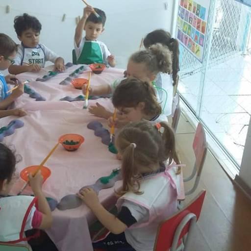 Comprar o produto de Aula de Artes em Aulas Curriculares pela empresa Colégio Arca Bilíngue em Atibaia, SP por Solutudo