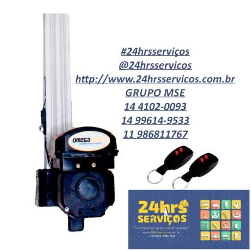 OMEGASAT por 24hrs Serviços Manutenção, Instalações e Engenharia Elétrica