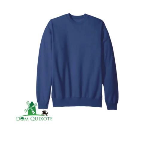Blusa de Moletom Azul Marinho em Jundiaí, SP por Dom Quixote Equipamentos de Proteção Individual