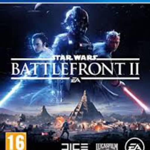 Star Wars: Battlefront 2 - PS4 por IT Computadores, Games Celulares