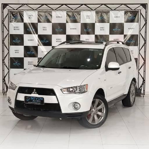 Comprar o produto de MITSUBISHI OUTLANDER – 2.0 16V GASOLINA 4P AUTOMÁTICO 2012 em Outlander pela empresa Seven Motors Concessionária em Botucatu, SP por Solutudo