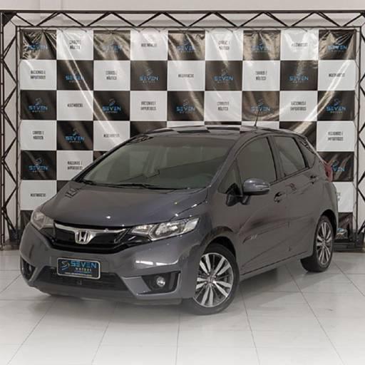 Comprar o produto de HONDA FIT – 1.5 EX 16V FLEX 4P AUTOMÁTICO 2015/2016 em Fit pela empresa Seven Motors Concessionária em Botucatu, SP por Solutudo