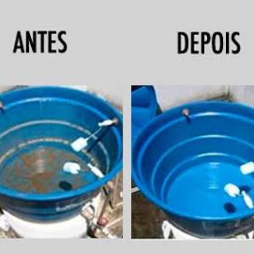 Limpeza de Caixa D'Água por Luiz Pinturas & Serviços Gerais