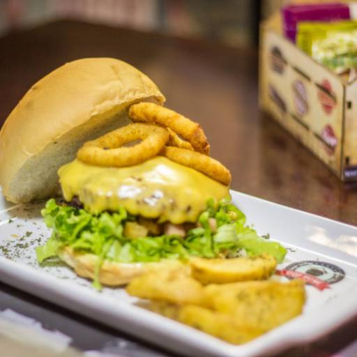 Lanche • Califórnia por Old Home Burger Gourmet