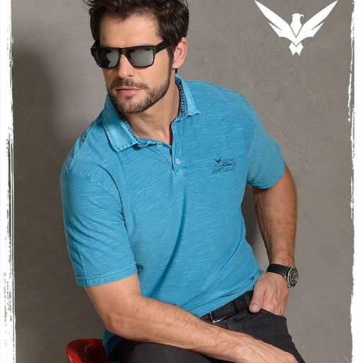 Camisetas Polo por Lojas Conceito Confecções e Calçados - Vestindo e Calçando Toda a Família