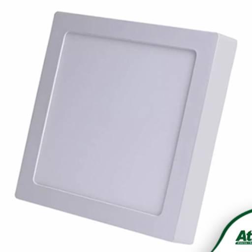 Comprar o produto de Painel de LED de Sobrepor em Luminárias de Teto pela empresa Atilux Materiais Elétricos e Iluminação em Atibaia, SP por Solutudo