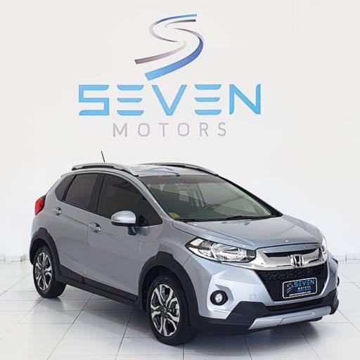 HONDA WR-V 1.5 16V 4P EX FLEX AUTOMÁTICO CVT 2018 em Botucatu, SP por Seven Motors Concessionária