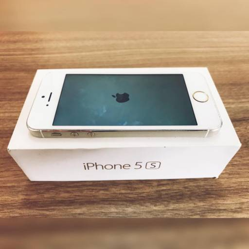 Comprar o produto de Iphone 5s em iPhone 5S pela empresa Lopes Mundo dos Eletronicos em Tietê, SP por Solutudo