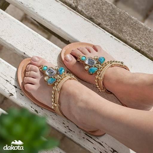 Sandálias Dakota por Lojas Conceito Confecções e Calçados - Vestindo e Calçando Toda a Família