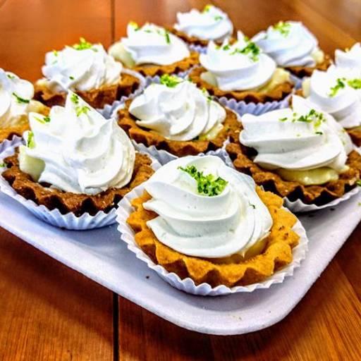 Tortinhas doces por Rotisserie Exata