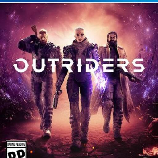 Outriders - PS4 em Tietê, SP por IT Computadores, Games Celulares
