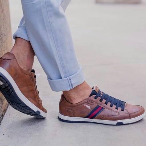 Comprar o produto de Pegada Calçados em Masculino pela empresa Lojas Conceito Confecções e Calçados - Vestindo e Calçando Toda a Família em Atibaia, SP por Solutudo