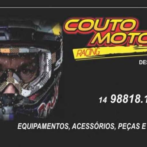 MANOPLA A2 EDGERS BI-COMPOSTA (DURA) VERMELHA em Botucatu, SP por Couto Motos Racing