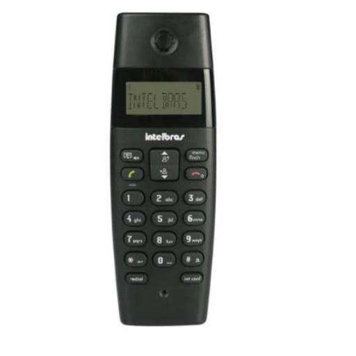 Telefone sem fio digital TS 40 ID Intelbras por Nksec Segurança e Tecnologia